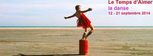 Le Temps d'Aimer la danse, Biarritz - 12 - 21 septembre 2014, 24e édition