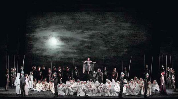 Nabucco de Jean-Paul Scarpitta, Rome 2011 © DR