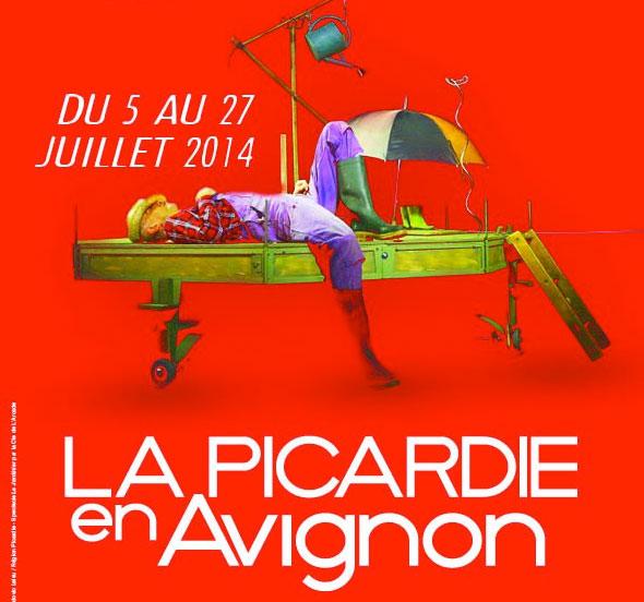La Picardie en Avignon. Sept compagnies de Picardie sont soutenues par la Région pour participer au 68e Festival d'Avignon.