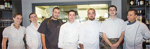 L'équipe de Côté Mas