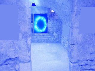 Exposition Isabelle Lévenez – Passagère du silence. centre d'art contemporain de St-Restitut (Drôme), du 6 juillet au 17 août 2014