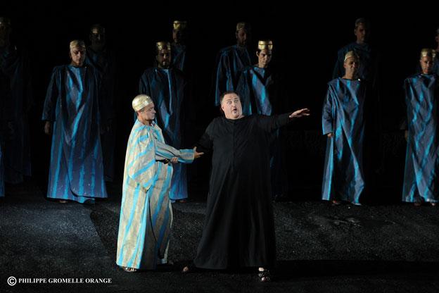 Aux chorégies d'Orange 2014 : le retour attendu de Nabucco ! Par Serge Alexandre