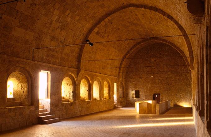 Abbaye du Thoronet © Centre des Monuments Nationaux