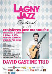 Lagny Jazz Festival : c'est reparti pour une 6ème édition du 30 septembre au 12 octobre 2014 !