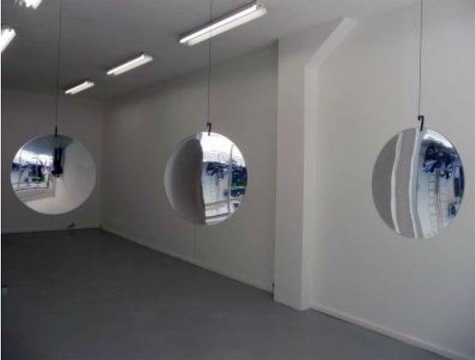 Vladimir Skoda, Miroirs du temps. Courtesy Galerie Mathieu