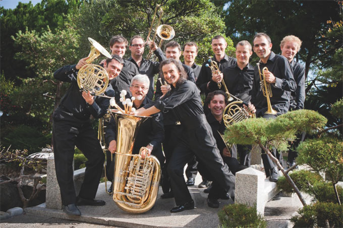 MonacoBrass Grand Ensemble de Cuivres et Percussions