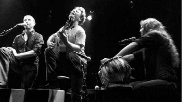 Compagnie Calle Flamenca au club JazzTrium, Arles, le 5 décembre 2014 à 21h