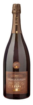 Spécial Fête : Crémant de Bourgogne Millésime 2011 en nouveau format magnum