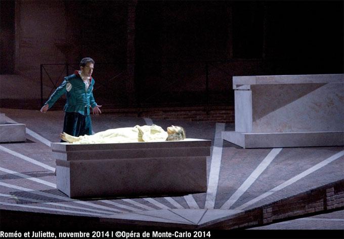Roméo et Juliette de Gounod pour la Fête Nationale Monégasque, novembre 2014, par Christian Colombeau