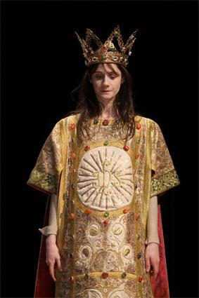 L'annonce faite à Marie, de Claudel, théâtre de l'Archipel, Perpignan, les 9 et 10 décembre 2014