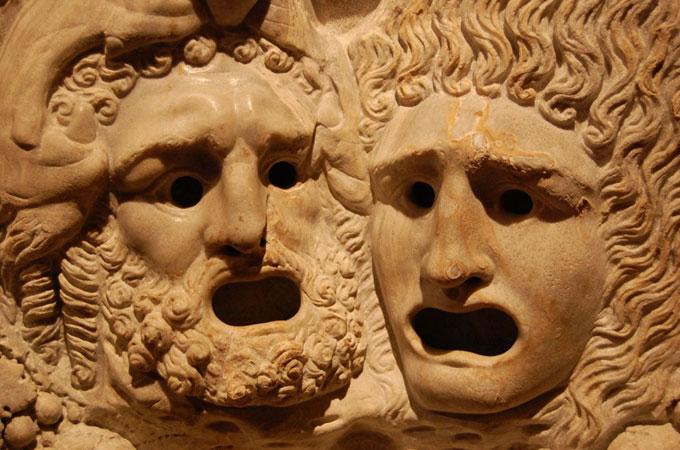 Festival de théâtre antique de Vaison-la-Romaine. Cette mythologie si envoutante. Par Jacqueline Aimar