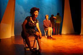 Home de David Storey du 13 au 24 janvier, théâtre de l'Iris, Villeurbanne