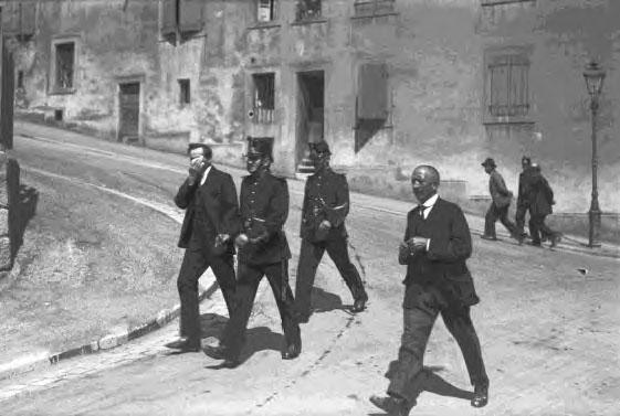 Eugène Würgler, Paul Merçay, assassin de l'épicier Bado  Lausanne, 16.7.1924, MHL