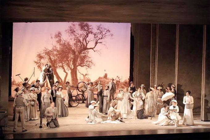 Un Elixir d'Amour à consommer sans modération à l'Opéra de Marseille (décembre 2014)