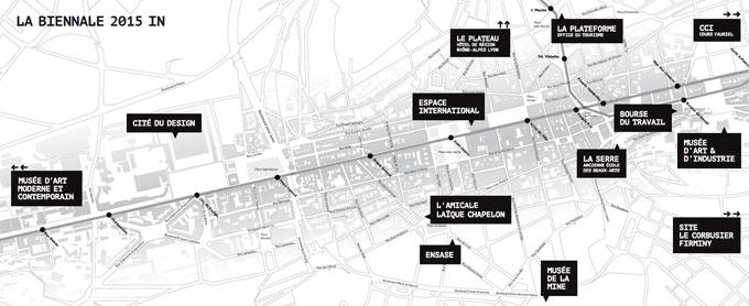 9ème Biennale Internationale Design Saint-Étienne : un événement tourné vers la prospective et l'innovation. Du 12 mars au 12 avril 2015