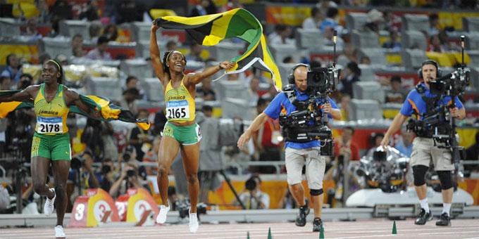 JO Beijing 2008, Athlétisme © 2008 / Comité International Olympique (CIO) / Hélène Tobler