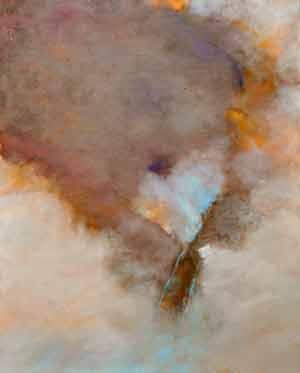 Françoise Orla-Ticory, Fragments de ciels, peintures. Espaceculture, Marseille, du 13 janvier au 3 février 2015