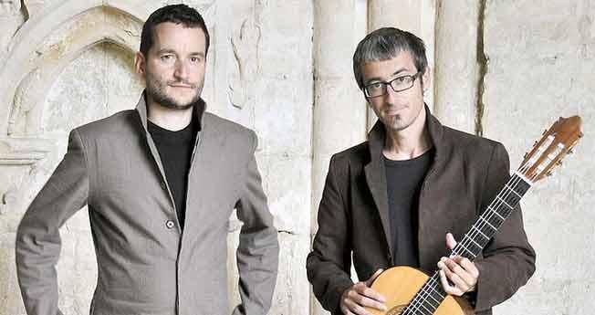 Samuel Cattiau et Quentin Dujardin © E. Hance