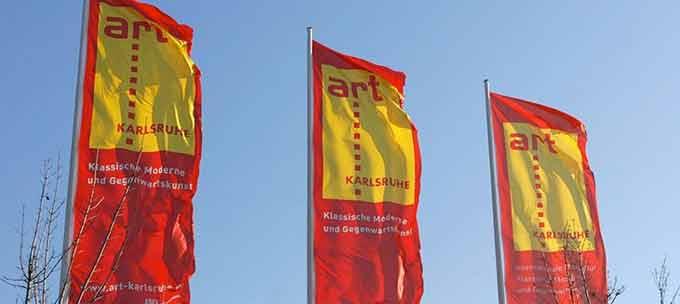 art Karlsruhe 2015 : où l'art rencontre l'art, du 5 au 8 mars 2015 à Karlsruhe