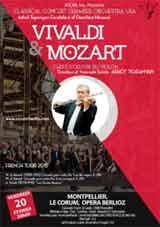 Le Classical Concert Chamber Orchestra USA donnera un concert à Montpellier au Corum-Opéra Berlioz le vendredi 20 février 2015