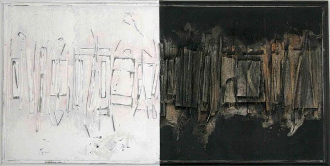 Jan Pruski, White & Black, Galerie Sylvie Le Page, Paris, du 20 mars au 2 mai 2015
