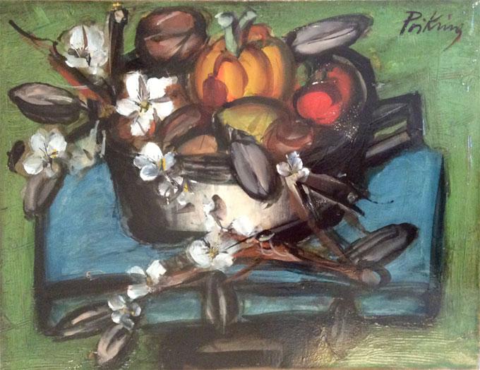 Œuvres sur papier à la galerie Estades, Toulon, du 27 janvier au 7 mars 2015