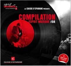 Concours musique Jeunes Talents, la Caisse d'Epargne met l'accent sur le live et sort sa compilation Esprit Musique#4