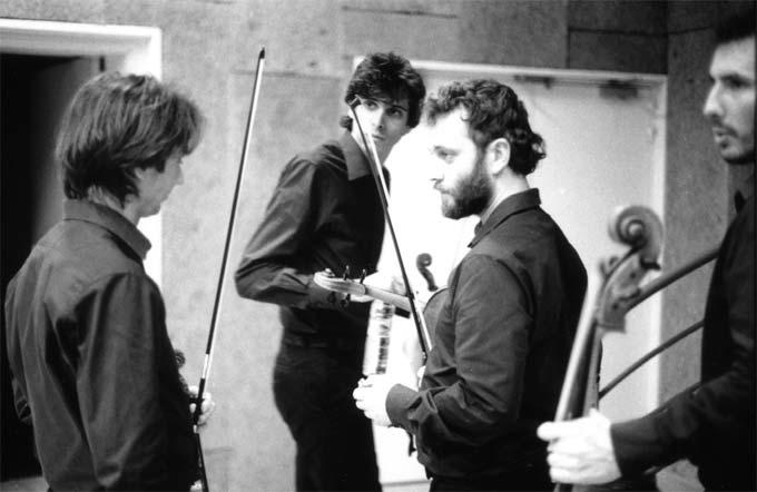 Quatuor Béla © DR