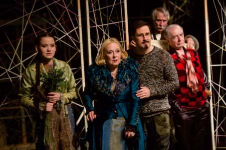 Théâtre Toursky  20e Édition du Festival Russe à Marseille du 13 au 29 mars 2015