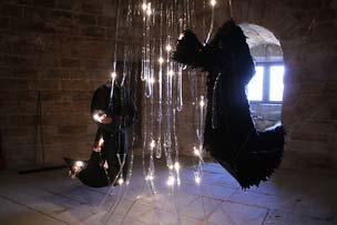 ex situ, Rêve Caverne, Art contemporain & préhistoire au Château-Musée, Tournon-sur-Rhône, du 10 avril au 7 juin 2015