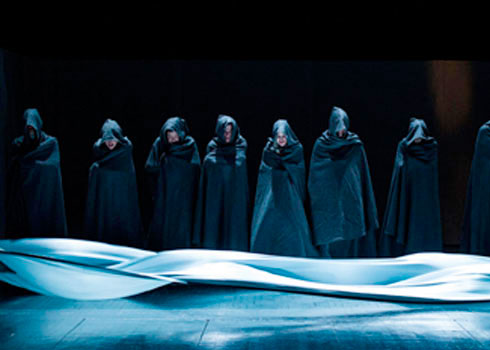 Lorenzaccio © Théâtre de la Criée