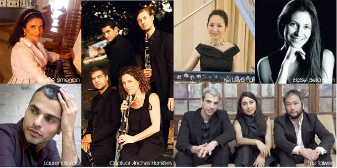 Festival Musica Bendor du 21 au 25 mai 2015