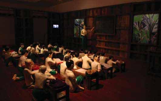 Nge LAY, The Sick Classroom, 2013
