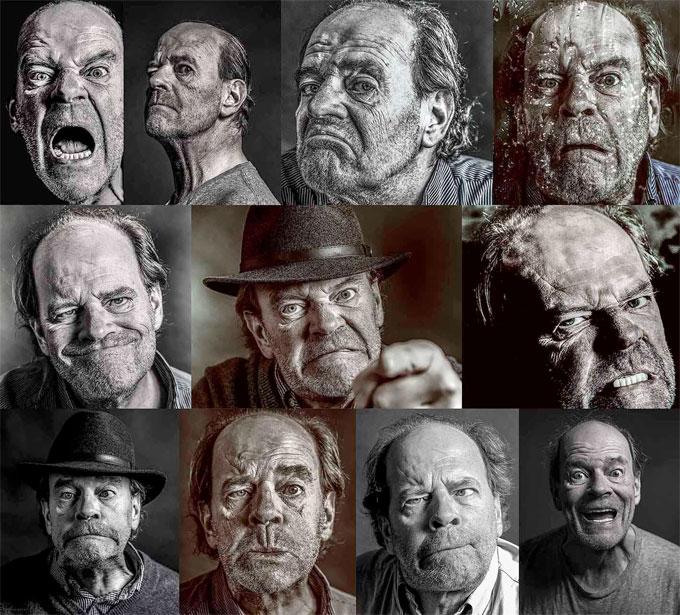 Portraits mémorables, photographies d'Yves Marcellin, Galerie Arles, du 1er au 31 Juillet 2015