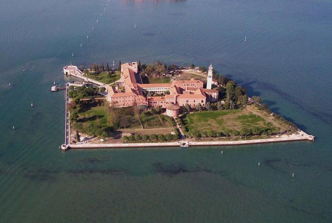 Ile de San Lazzaro degli Armeni, Venise