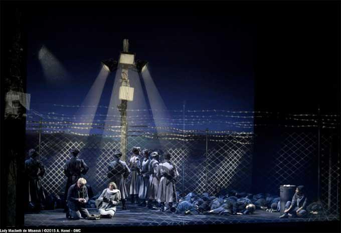 Lady Macbeth de Mensk entre au répertoire de l'Opéra de Monte-Carlo. Par Christian Colombeau