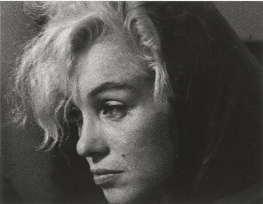 Arnold Newman, Marilyn Monroe, 1962. Arles, musée Réattu, dépôt des Rencontres d'Arles © Arnold Newman, 2015