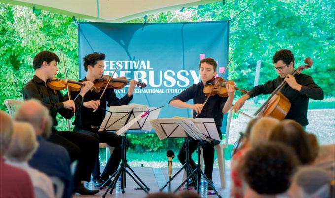 Festival Debussy, 23 au 26 juillet 2015 à Argenton-sur-Creuse