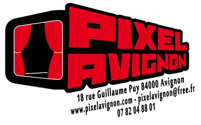 Programmation pour le Festival Off 2015 du théâtre Pixel Avignon