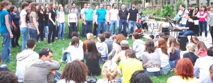 Pour une fête de la musique 2015 réussie à Lyon