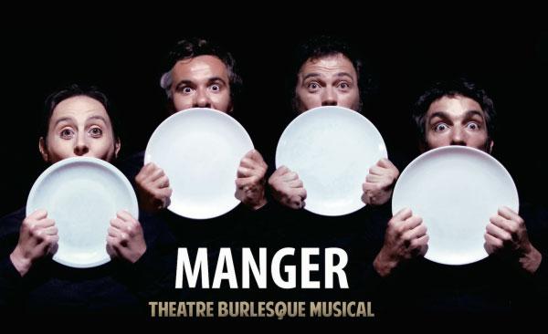 """Festival d'Avignon Off 2015 : """"Manger"""", par la Compagnie Zygomatic, Espace Alaya, du 4 au 26 juillet - 18H45"""