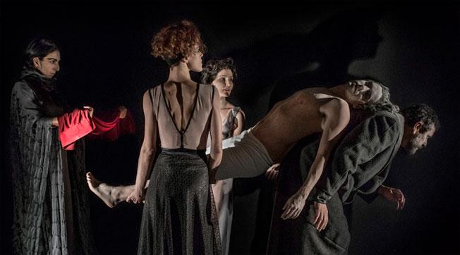 Festival d'Avignon Off 2015 : Nijinsky, Ma folie est l'amour de l'humanité Création 2014 (Brésil), du 4 au 26 juillet au théâtre du Roi René