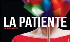 Festival d'Avignon Off 2015 : La Patiente d'Anca Visdei, théâtre l'Alibi, 15h15, du 4 au 26 juillet