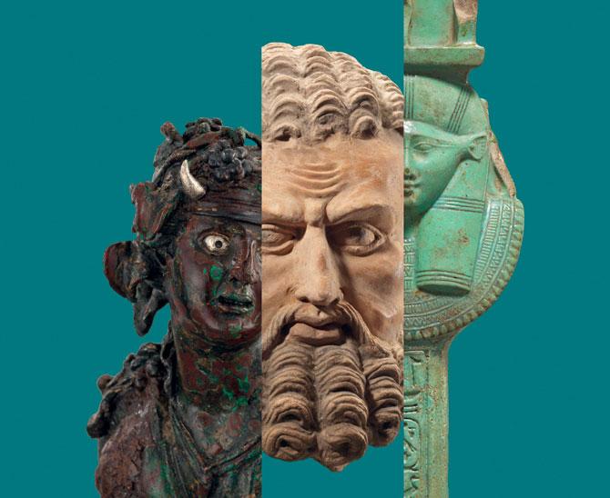 Migrations Divines. Exposition temporaire au Mucem,  Marseille, du 24 Juin au 16 Novembre 2015. Par Philippe Oualid