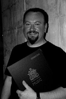 David Lawson, chef de chœur © Pierre Aimar