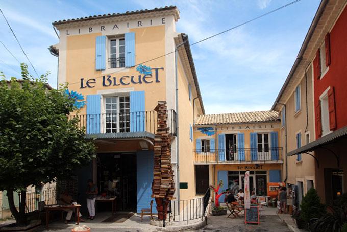 Le Bleuet, une des premières librairies de France © Pierre Aimar