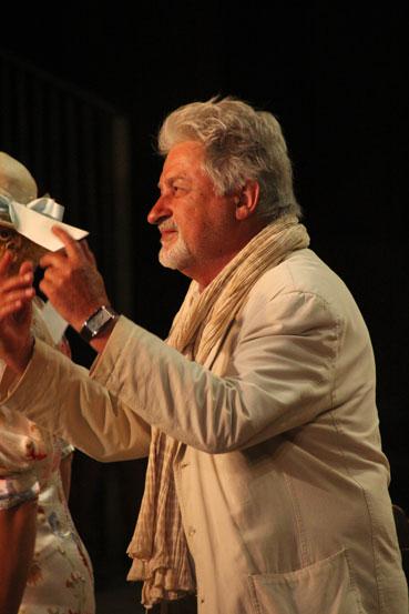 Didier Bezace, magistral © Pierre Aimar