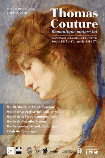 Bicentenaire de la naissance du peintre Thomas Couture au Musée de la vie Romantique, Paris