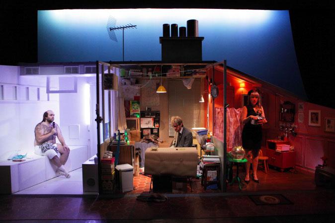 Bigre, mélo burlesque, du 29 septembre au 3 octobre 2015, théâtre de la Croix-Rousse, Lyon