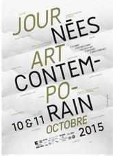 Journées Art Contemporain 2015, Grenoble-Alpes Métropole, Pont-en-Royans, Vienne, samedi 10 et dimanche 11 octobre 2015